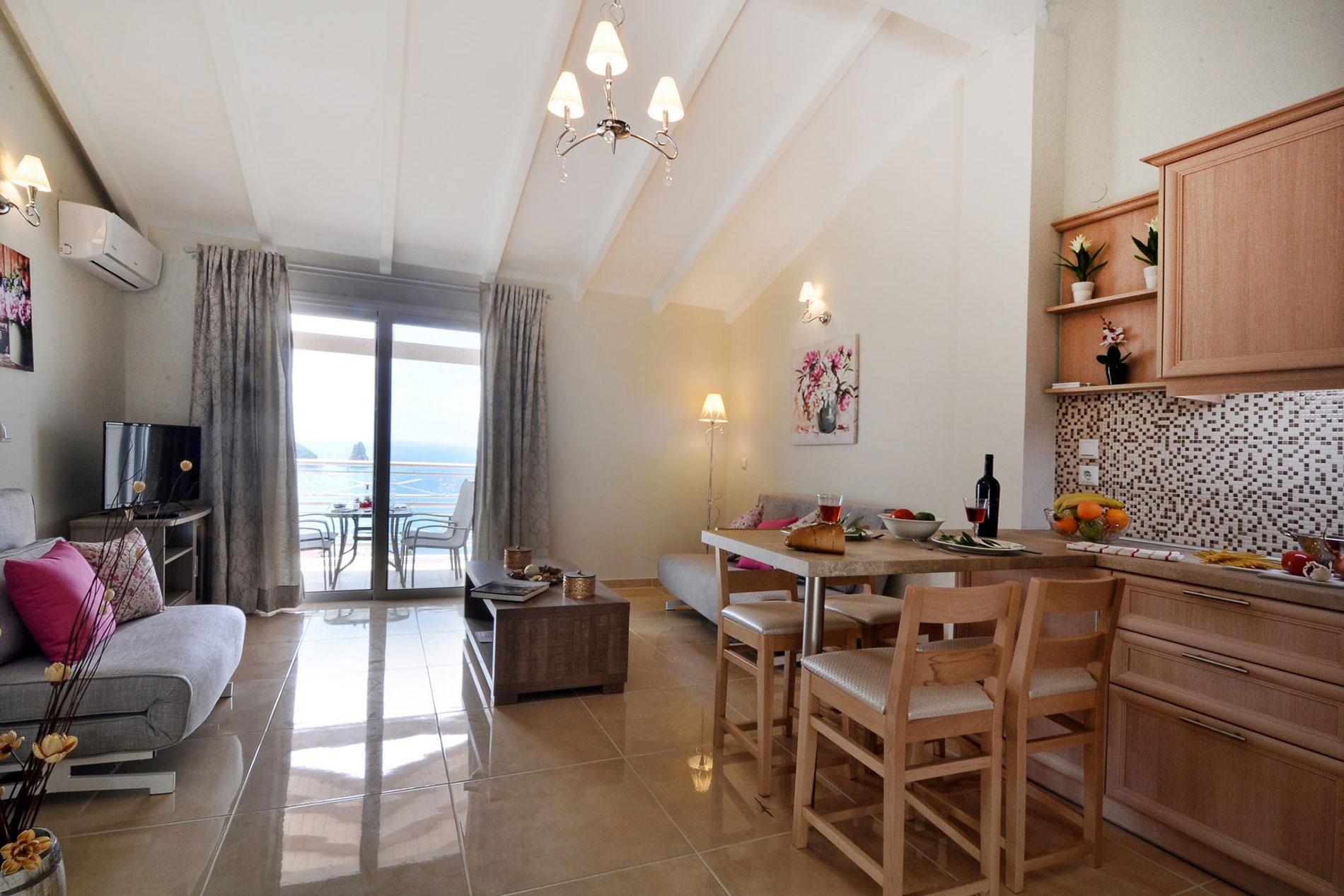 Agios Gordios Corfu Mazis Hotel Amp Apartments