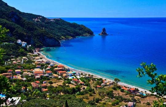 Agios Gordios 1
