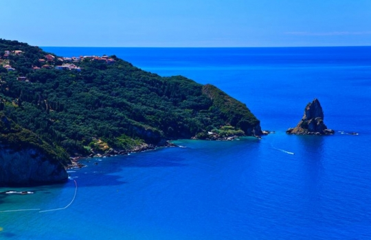 Agios Gordios 2