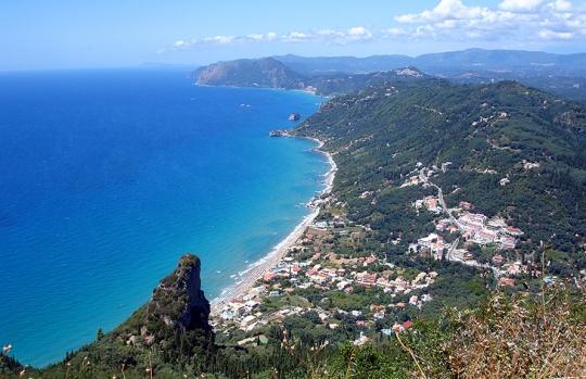 Agios Gordios 3