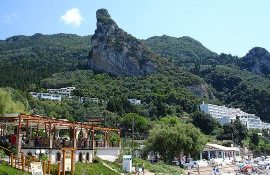 Agios Gordios 6