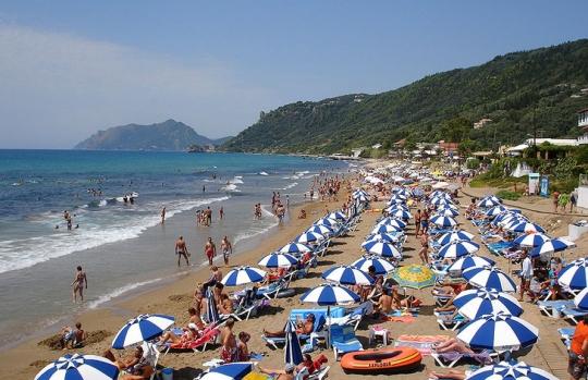 Agios Gordios 7